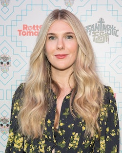 AUSTIN, TEXAS - SEPTEMBER 22: Actor Lily Rabe attends the world premiere of 'Fractured' during Fantastic Fest at Alamo Drafthouse on September 22, 2019 in Austin, Texas. (Photo by Rick Kern/Getty Images)