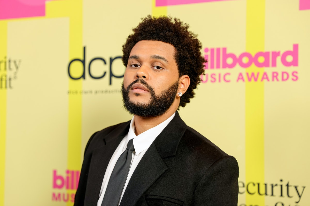 While accepting an award at the BBMAs, The Weeknd said a new dawn is coming.