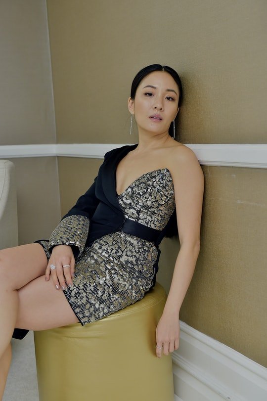 BEVERLY HILLS, CALIFORNIA - JANUARY 28: Constance Wu attends the 22nd CDGA (Costume Designers Guild ...