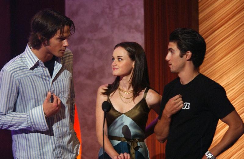 Jared Padalecki, Alexis Bledel, and Milo Ventimiglia in 2003.