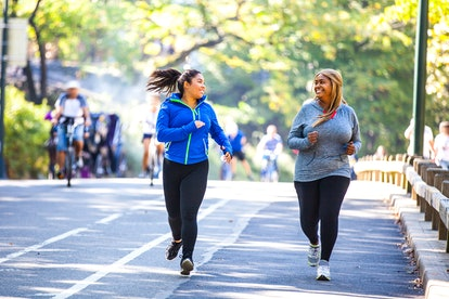 Running can have positive impacts on anxiety, according to science