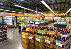 Interior of the Whole Foods Market in Lower Macungie Township.  Photo by Natalie Kolb 3/6/2017 (Photo By Natalie Kolb/MediaNews Group/Reading Eagle via Getty Images)