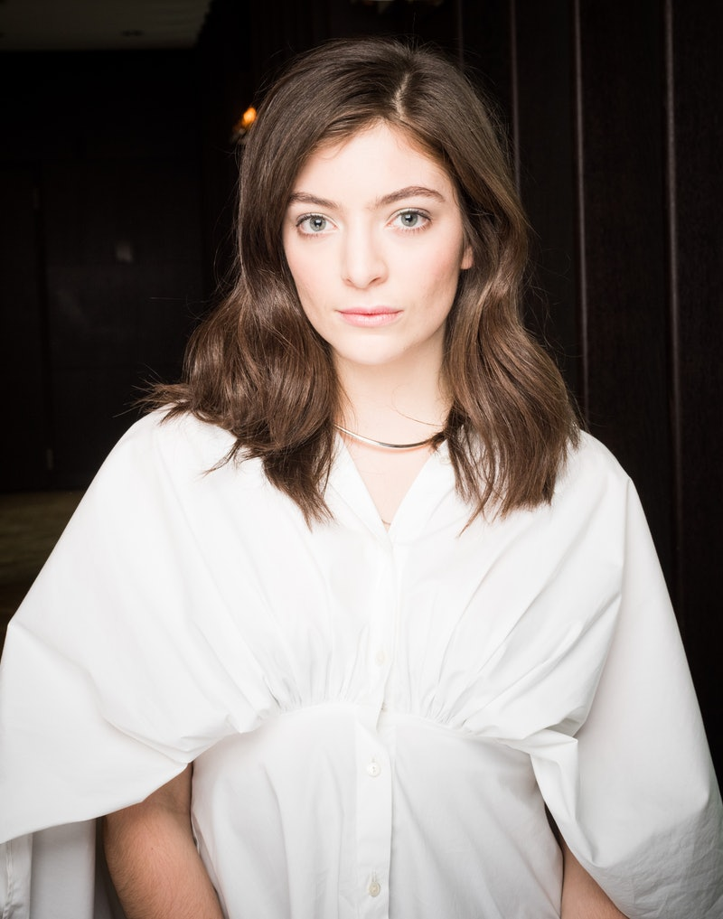 New Zealand musician Lorde (Ella Marija Lani Yelich-O'Connor), seen inBerlin, Germany, 30 March 2017. Lorde is scheduled to headline the Coachella Festival on 16 and 23 April 2017. Her second studio album entitled 'Melodrama'is to be released on 16 June 2017. Photo: Christophe Gateau/dpa | usage worldwide   (Photo by Christophe Gateau/picture alliance via Getty Images)