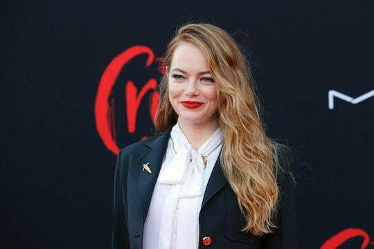 "LOS ANGELES, CALIFORNIA - MAY 18: Emma Stone attends the Los Angeles premiere of Disney's ""Cruella"" ..."