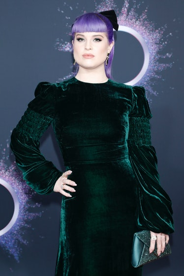 LOS ANGELES, USA - NOVEMBER 24: (EDITORS NOTE: Image has been digitally retouched) Kelly Osbourne ar...