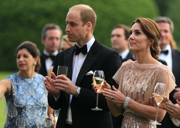 Prince William teased Middleton about her cooking.