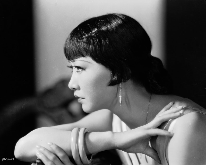 Chinese-American film star, Anna May Wong (1905 - 1961) was one of many AAPI women who had impacts on history.