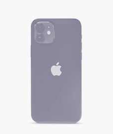 An Apple iPhone 12 with a Blue finish, taken on October 28, 2020.(Photo by Phil Barker/Future Publis...