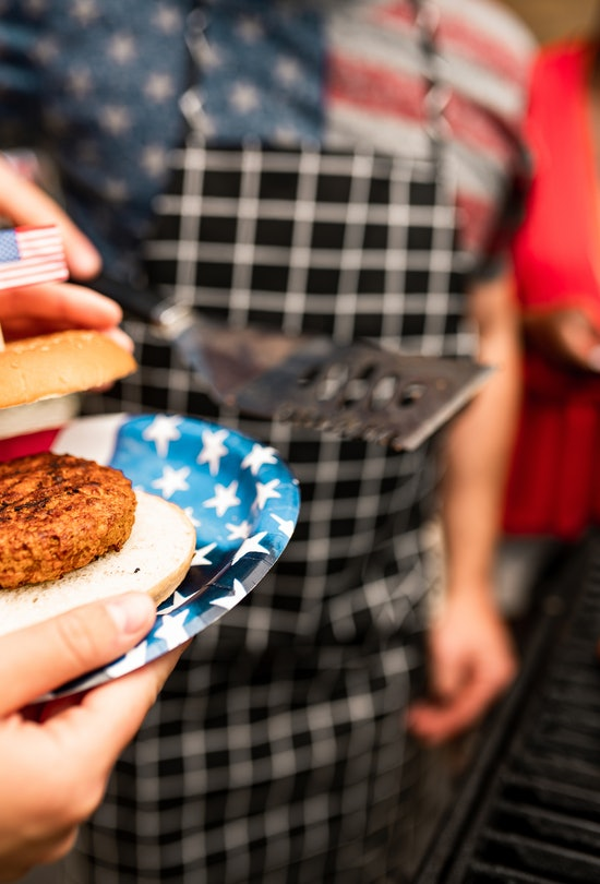 Burgers, hot dogs, and more kid-friendly recipes are available to put on the grill this Memorial Day.