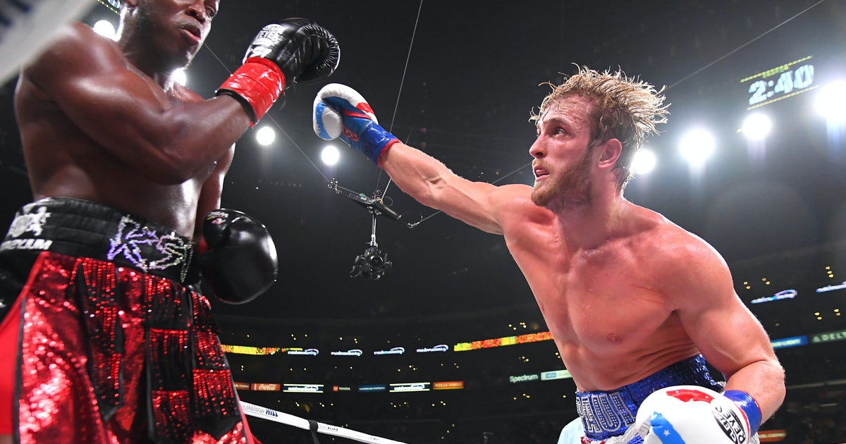 Hey, Logan and Jake Paul: Quit boxing!