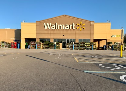 Walmart's Memorial Day hours are pretty set.