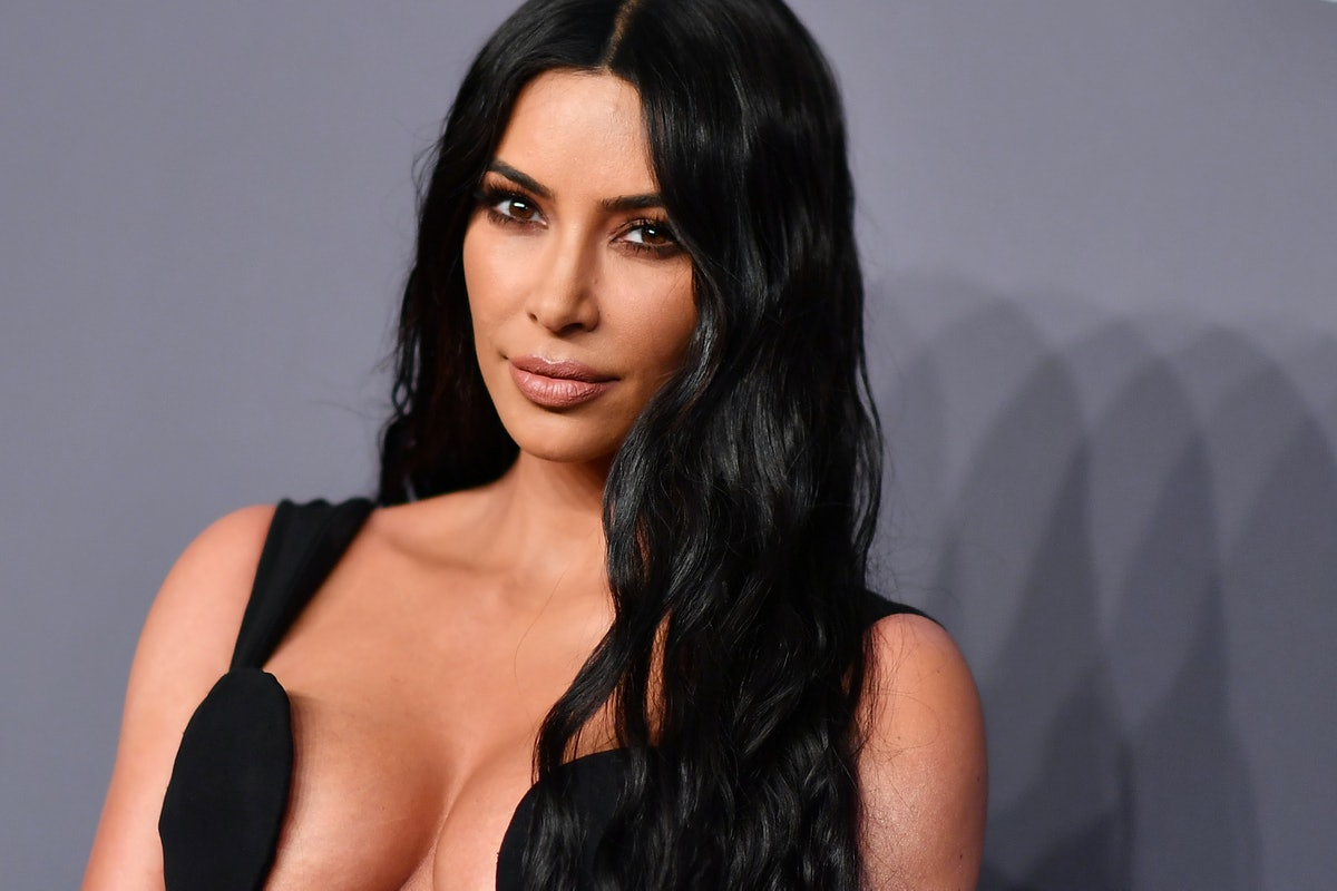 Kim Kardashian finally responded to Shanna Moakler's claims she cheated.