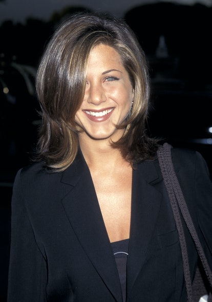 PASADENA,CA - JULY 21:   Actress Jennifer Aniston attends the 11th Annual Television Critics Association Awards on July 21, 1995 at Ritz-Carlton Hotel in Pasadena, California. (photo by Ron Galella, Ltd./Wireimage)