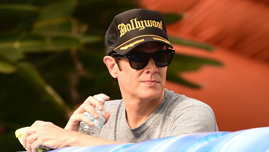 LOS ANGELES, CA - SEPTEMBER 15:  Johnny Knoxville is seen on September 15, 2019 at Los Angeles.  (Photo by Chris Wolf/Star Max/GC Images)