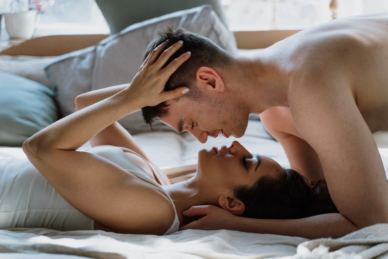 Men dominant sex