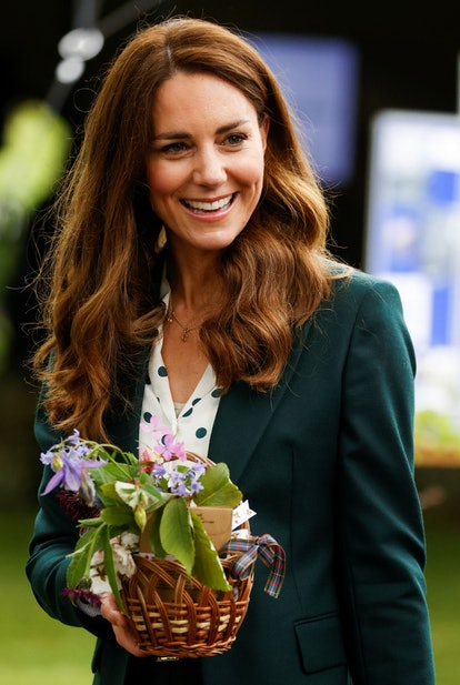 Kate Middleton wears jewelry with her kids in mind.