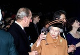 Queen Elizabeth likes a cocktail just like us.