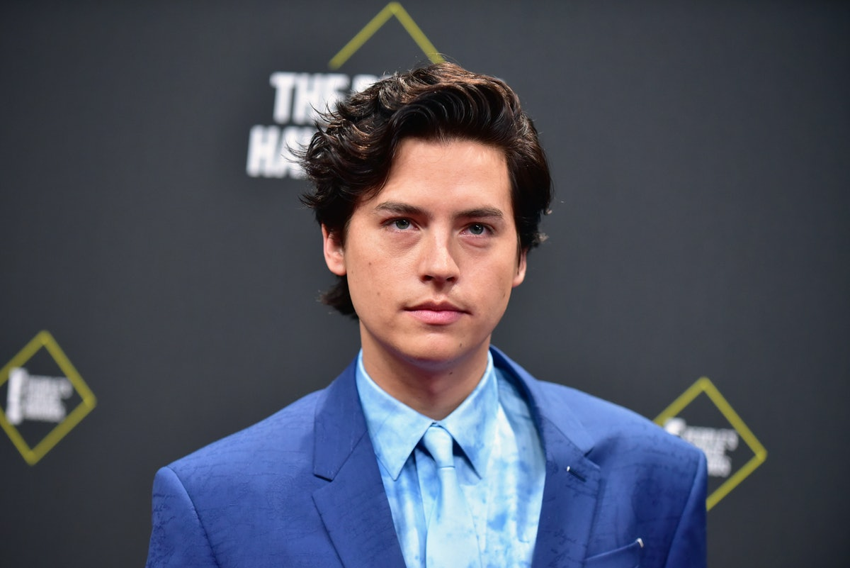 Cole Sprouse is reprotedly dating Ari Fournier