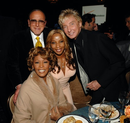 'Clive Davis: The Soundtrack of Our Lives' is one of 26 films on Netflix that musicians will love. Photo via L. Busacca/WireImage for J Records