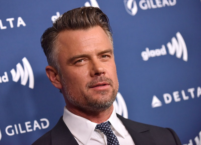 Actor Josh Duhamel arrives at the 30th Annual GLAAD Media Awards at the Beverly Hilton Hotel in Beverly Hills on March 28, 2019. (Photo by LISA O'CONNOR / AFP)        (Photo credit should read LISA O'CONNOR/AFP via Getty Images)