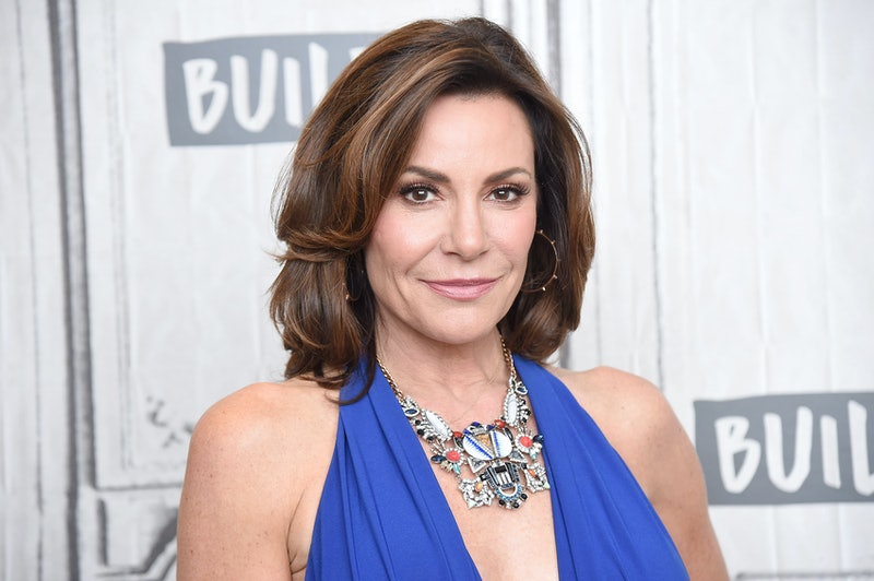 NEW YORK, NEW YORK - JULY 16:  Luann de Lesseps visits the Build Brunch to discuss season 11 of 'The Real Housewives of New York City' at Build Studio on July 16, 2019 in New York City. (Photo by Gary Gershoff/Getty Images)