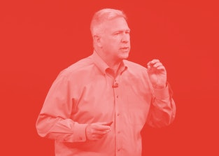 CUPERTINO, CALIFORNIA - SEPTEMBER 10: Apple's senior vice president of worldwide marketing Phil Schi...