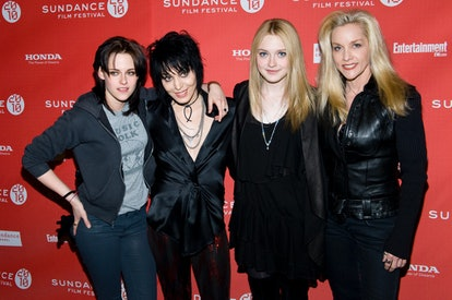 'The Runaways' is one of 26 films on Netflix that musicians will love. Photo via Lars Niki/Corbis Entertainment/Getty Images
