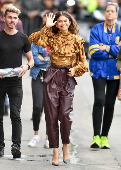 LOS ANGELES, CA - MAY 09: Zendaya is seen on May 09, 2019 in Los Angeles, California.  (Photo by PG/Bauer-Griffin/GC Images)
