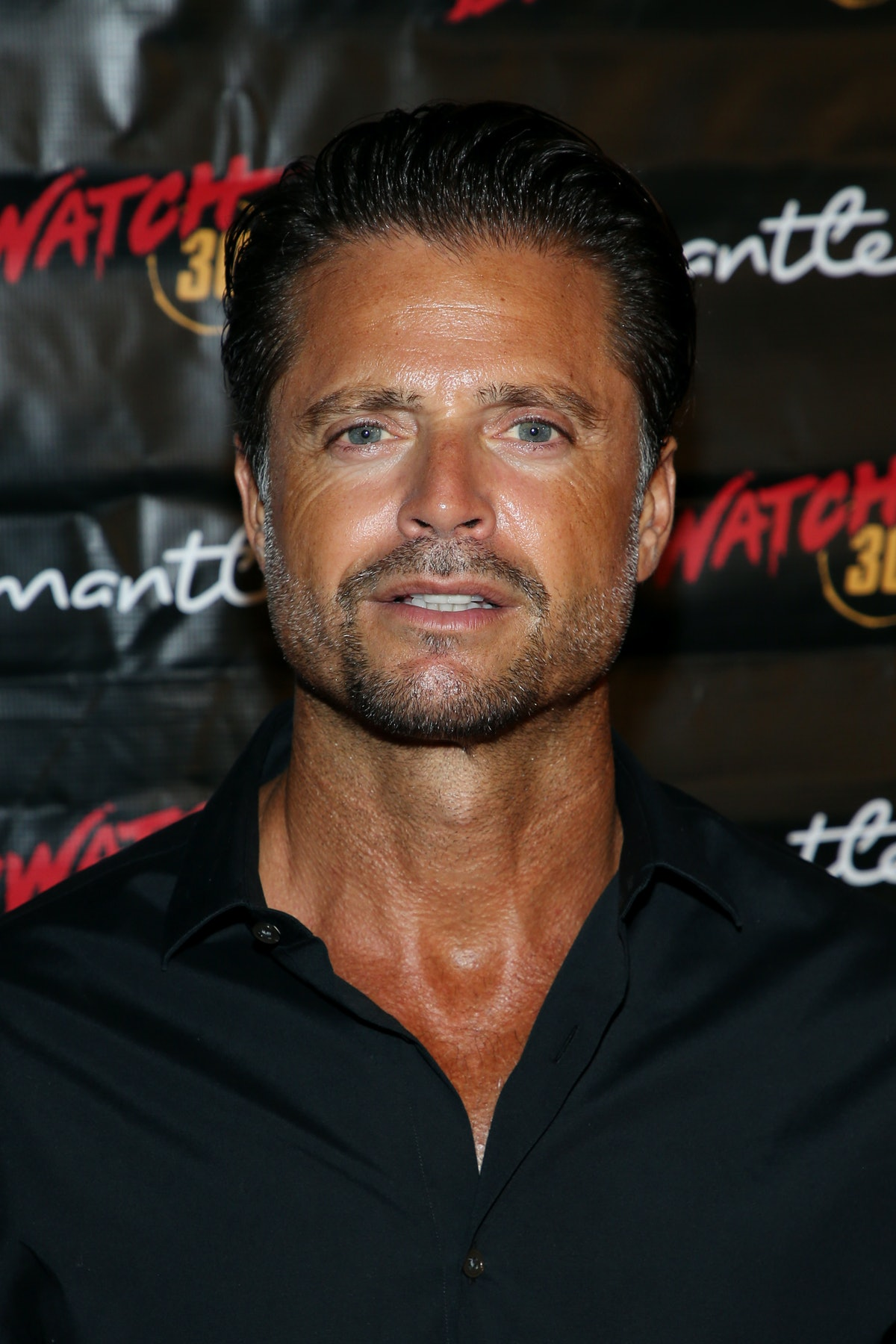 """SANTA MONICA, CALIFORNIA - SEPTEMBER 24:  David Charvet attends the 30th anniversary of """"Baywatch"""" at the Viceroy Hotel on September 24, 2019 in Santa Monica, California. (Photo by Phillip Faraone/WireImage)"""