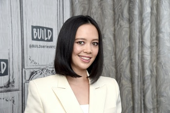 NEW YORK, NEW YORK - FEBRUARY 05: Charlotte Nicdao visits the Build Series to discuss the Apple TV +...