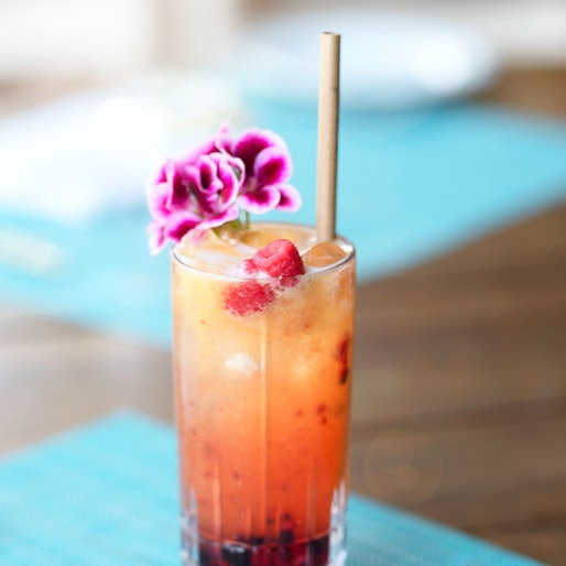 Summer cocktails are great for Mother's Day.