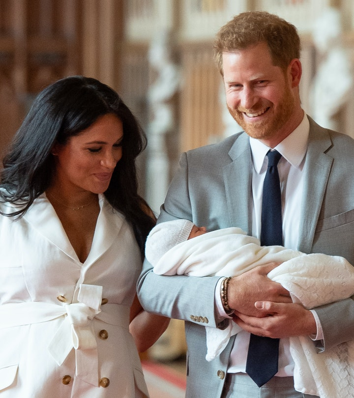 The royal family wished Archie a happy birthday.