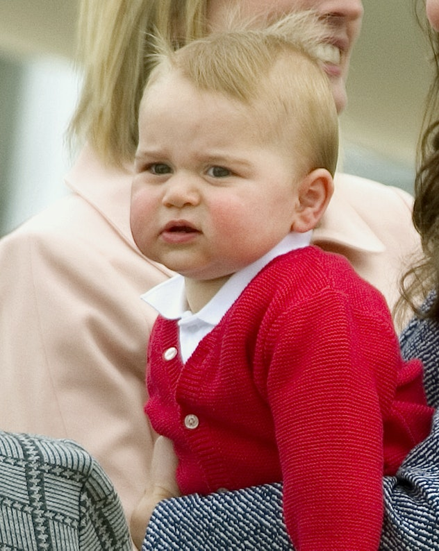 Kate Middleton felt isolated with Prince George in Wales.
