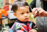 Your baby's first haircut doesn't have to be as scary as you think.