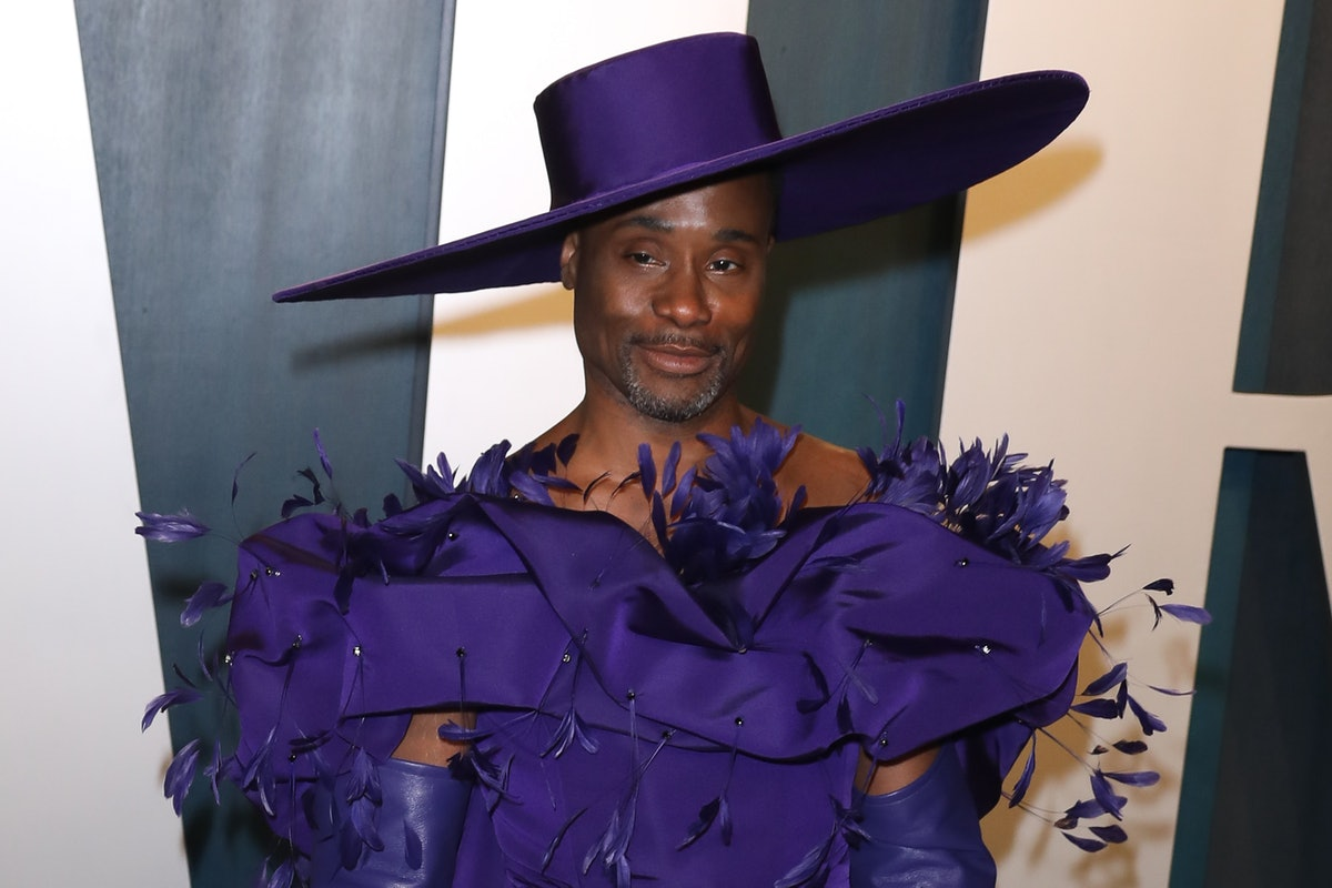 Billy Porter will play the Fairy Godmother in 'Cinderella'