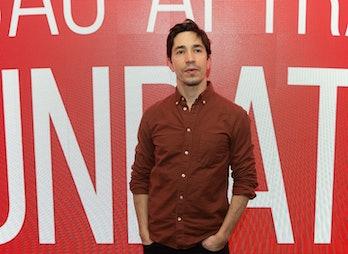 "NEW YORK, NEW YORK - DECEMBER 02: Actor Justin Long attends the SAG-AFTRA Foundation Conversation: ""..."