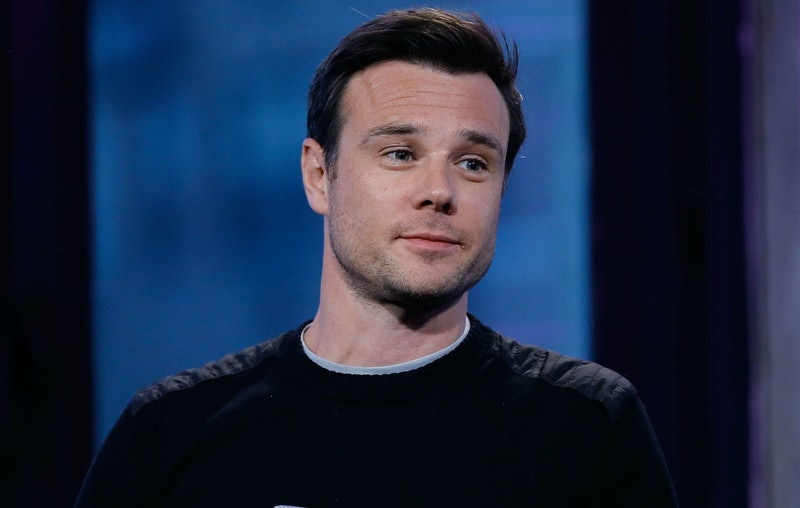 """NEW YORK, NEW YORK - JANUARY 19:  Rupert Evans of """"The Boy"""" attends AOL Build speaker series at AOL Studios In New York on January 19, 2016 in New York City.  (Photo by John Lamparski/WireImage)"""