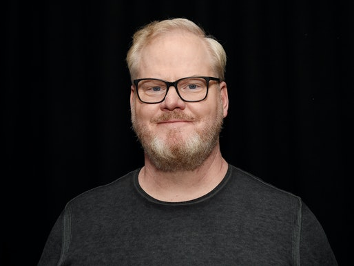 PARK CITY, UTAH - JANUARY 27: Jim Gaffigan attends the IMDb Studio at Acura Festival Village on January 27, 2020 in Park City, Utah. (Photo by Michael Kovac/Getty Images for Acura)