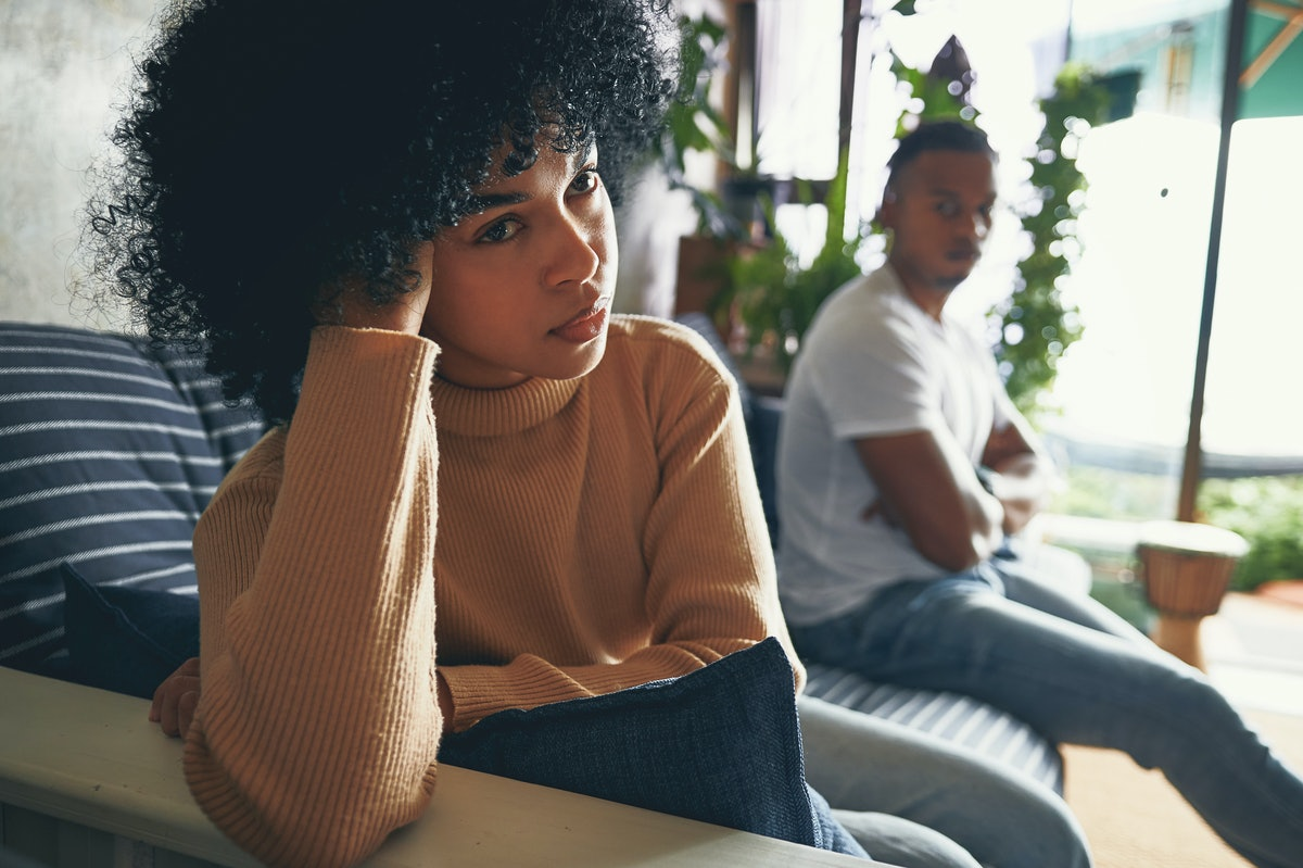 You may be a toxic partner if your prioritize your own needs.