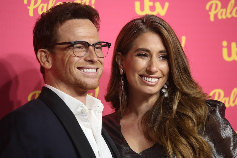 LONDON, ENGLAND - NOVEMBER 12: Joe Swash and Stacey Solomon attend the ITV Palooza 2019 at The Royal Festival Hall on November 12, 2019 in London, England. (Photo by Lia Toby/Getty Images)