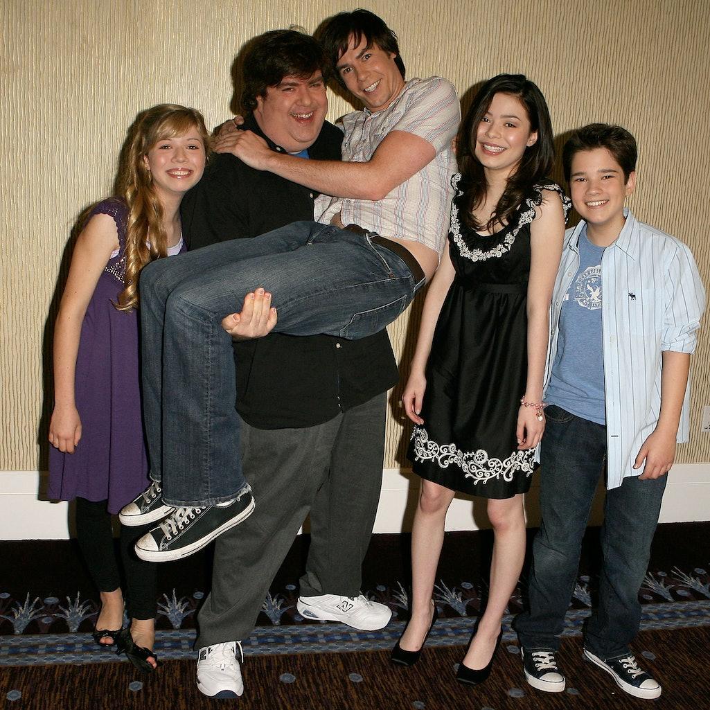 The cast of 'iCarly' is reuniting for a revival at Paramount+. Photo via Jason Merritt/TERM/FilmMagi...