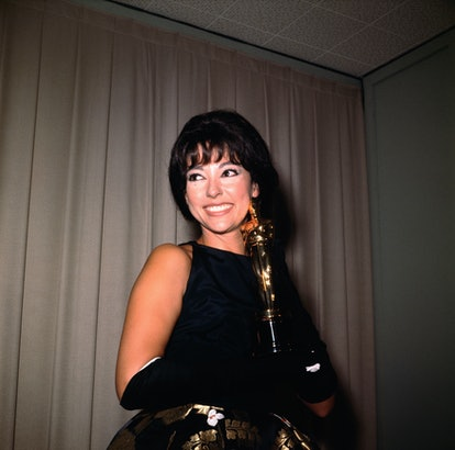 Rita Moreno became the first Latina woman to win an Oscar for Best Supporting Actress.
