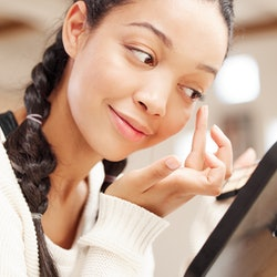 Be gentle with your lashes. If you remove your eyelash extensions by yanking on them, it could cause...