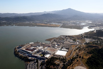 San Quentin State Prison in California is one of the worst prisons in America.