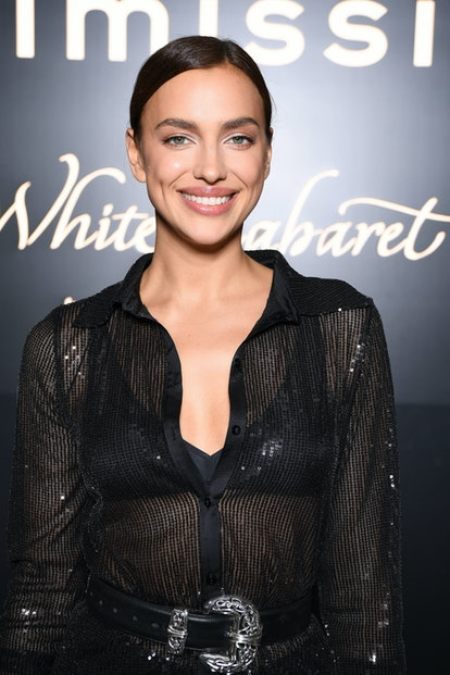 Irina's rumored relationship with Kanye may have begun in March.