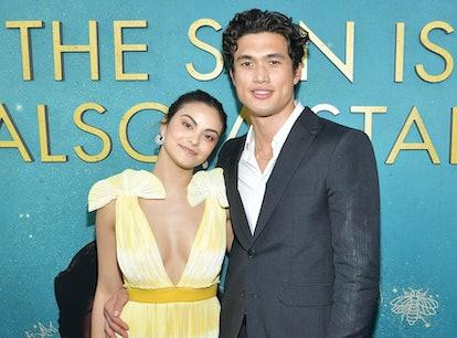 Camila Mendes and Charles Melton may be dating again.