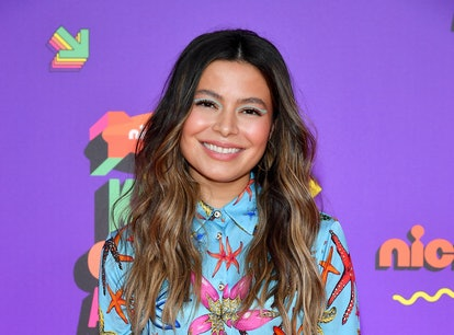 Miranda Cosgrove attends Nickelodeon's Kids' Choice Awards. She'll reprise her role as Carly Shay in...