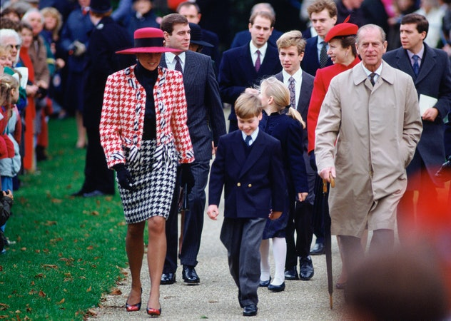 Prince William spent many holidays with Prince Philip.