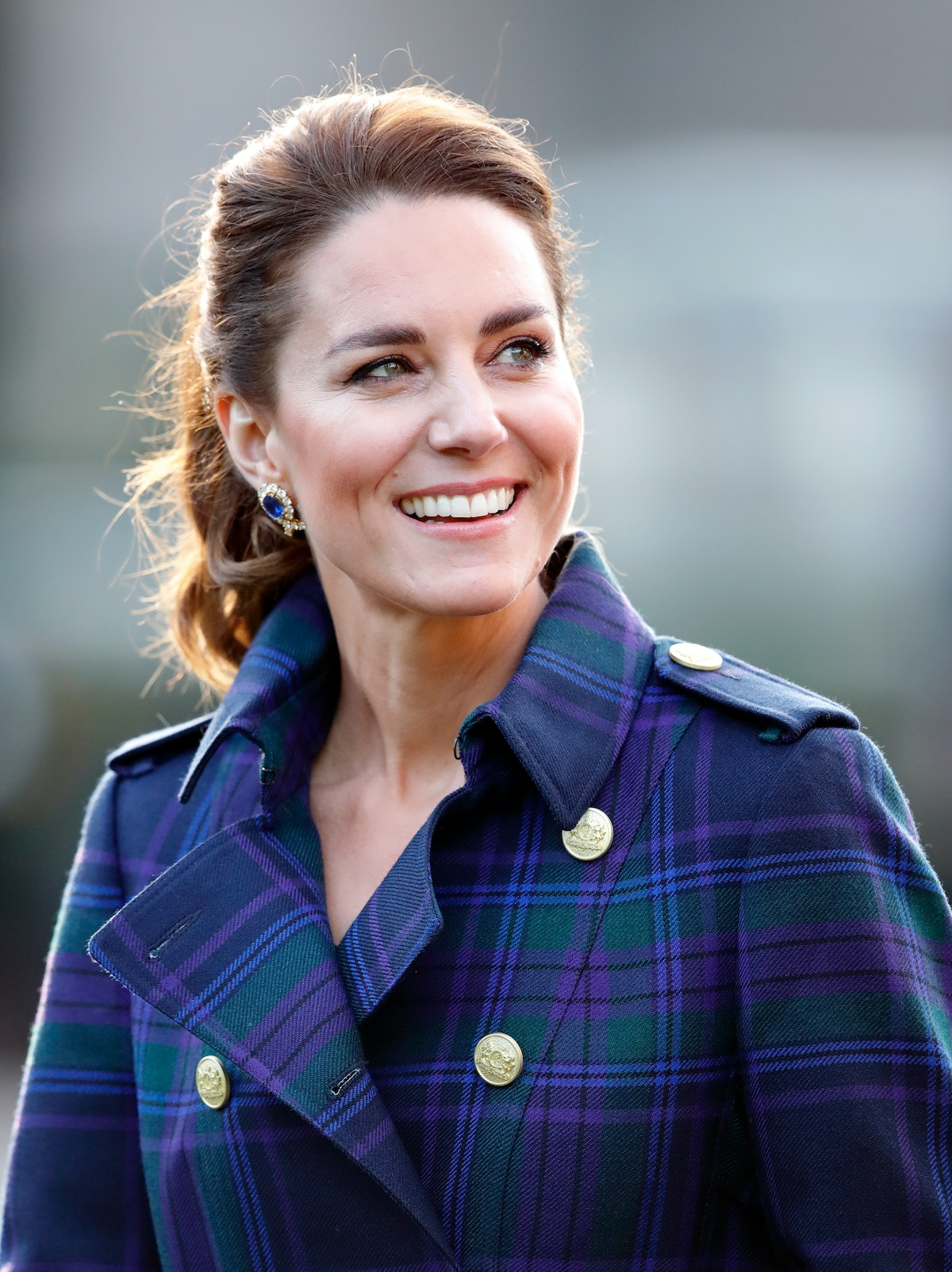 Kate Middleton spoke so positively about Prince Harry and Meghan Markle's daughter Lilibet .