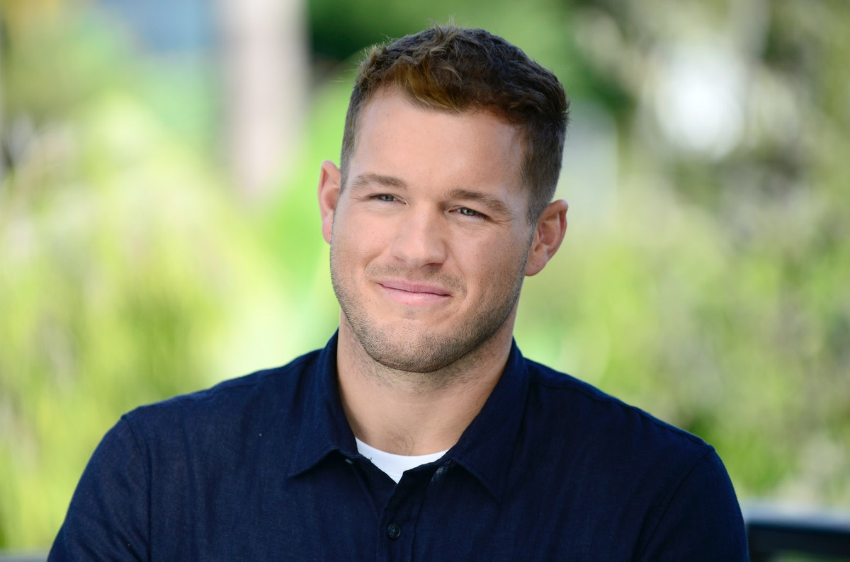 Colton Underwood's video using Tinder with his grandma is priceless.